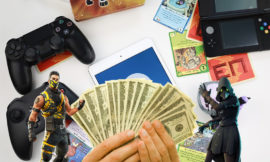 how to make money from playing gaming
